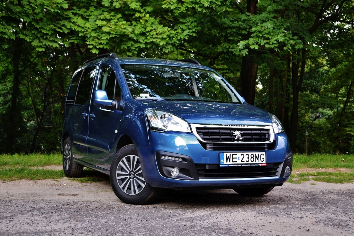 Peugeot Partner za50 tys. złotych