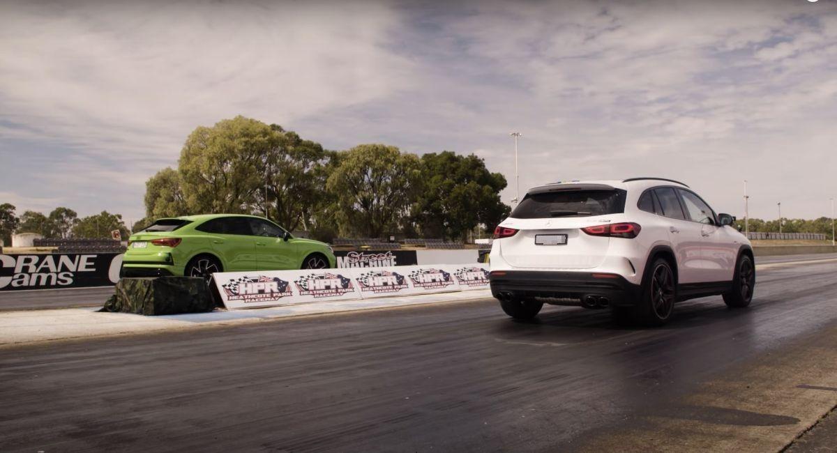 Audi Q3 RS vs Mercedes-AMG GLA 45 S