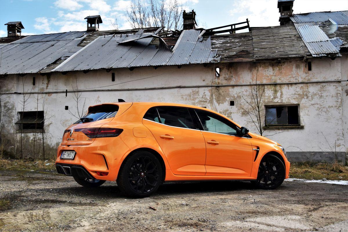 Renault Megane RS 2021 design