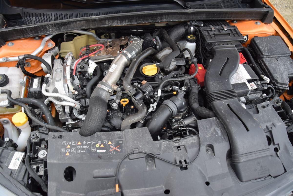 Renault Megane RS 2021 silnik