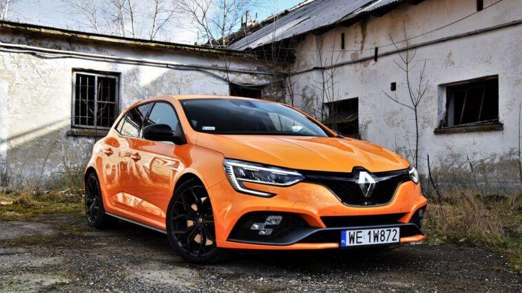 Renault Megane R.S. test 2021