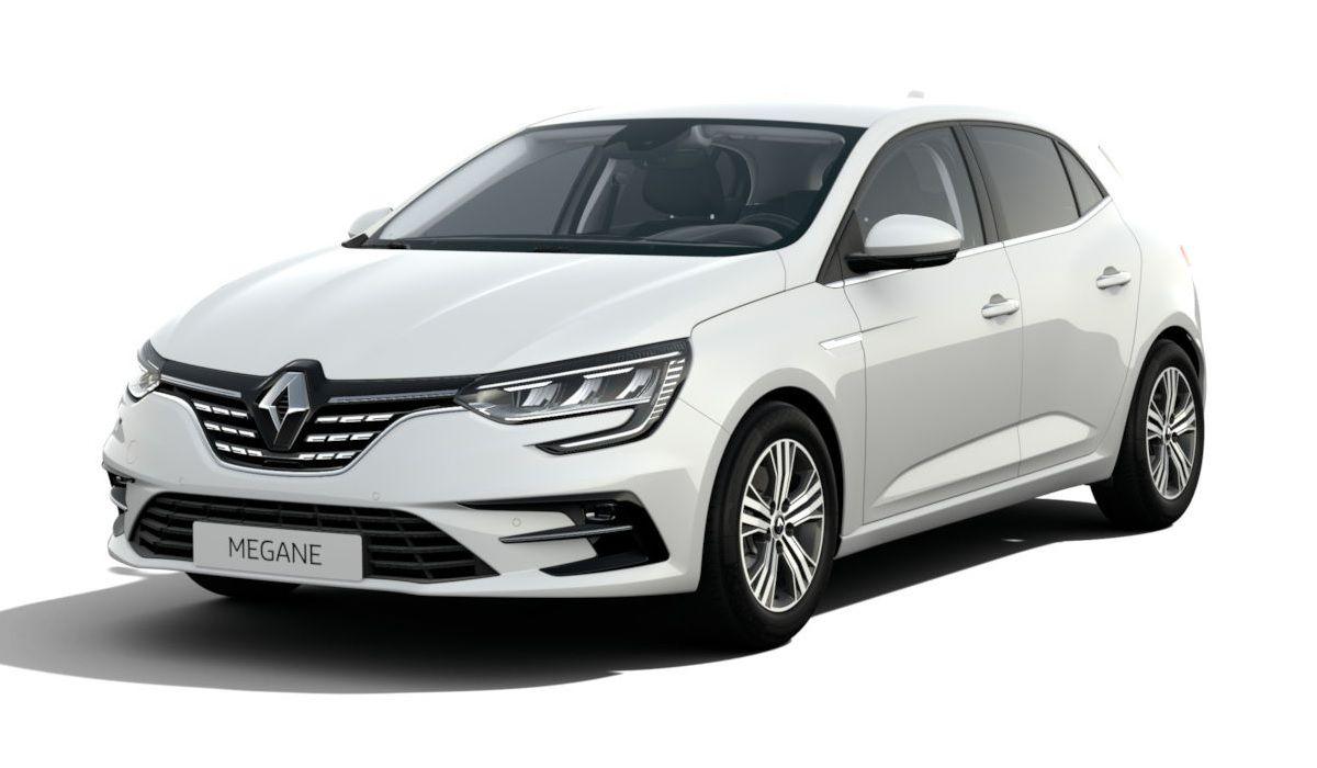 Renault Megane za90 tysięcy