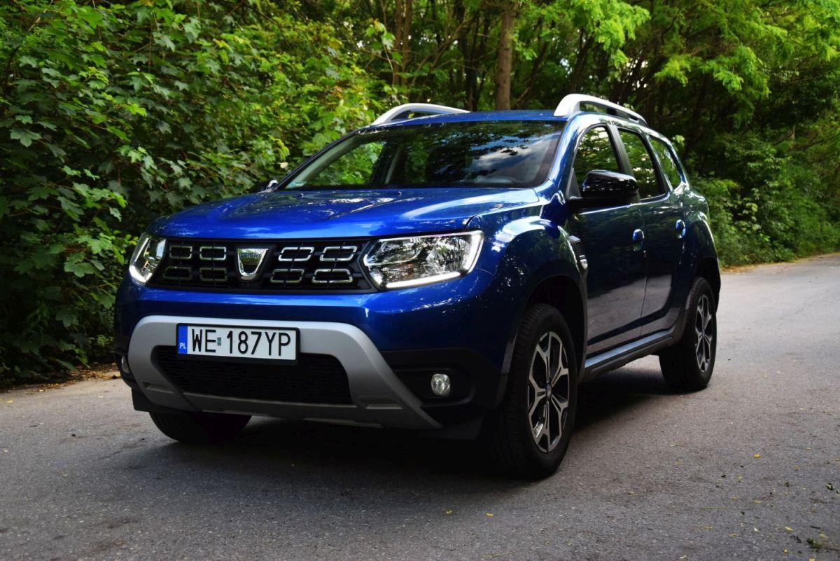 Dacia limit prędkości
