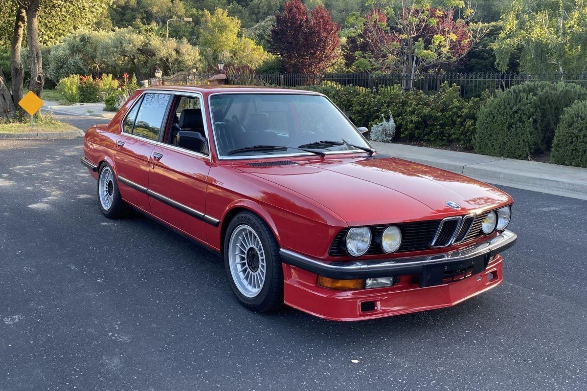 BMW E28 na sprzedaż