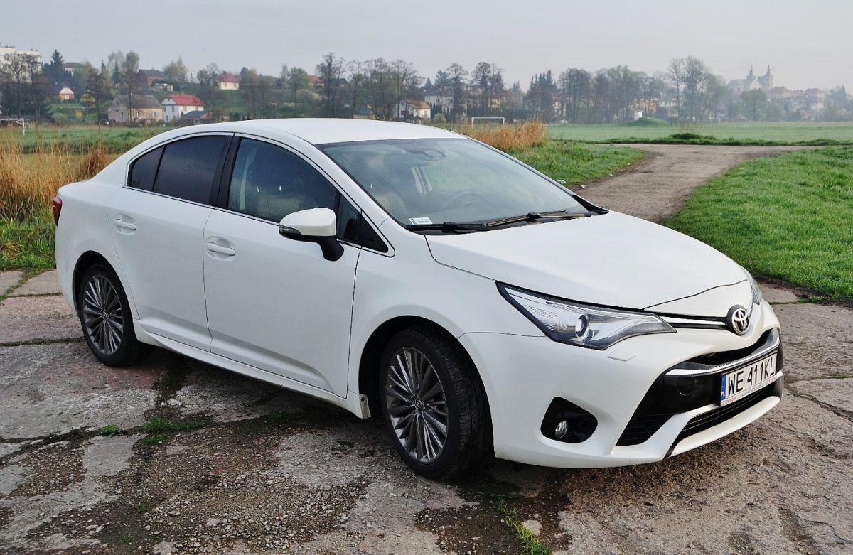 Toyota Avensis za50 tysięcy