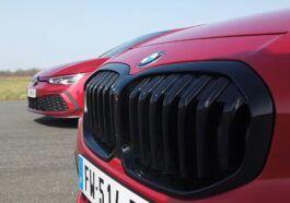 BMW 128ti vs VW Golf GTI