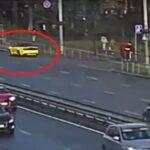 Mustang crash Kiev