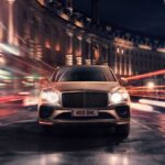 Bentley SUV EV