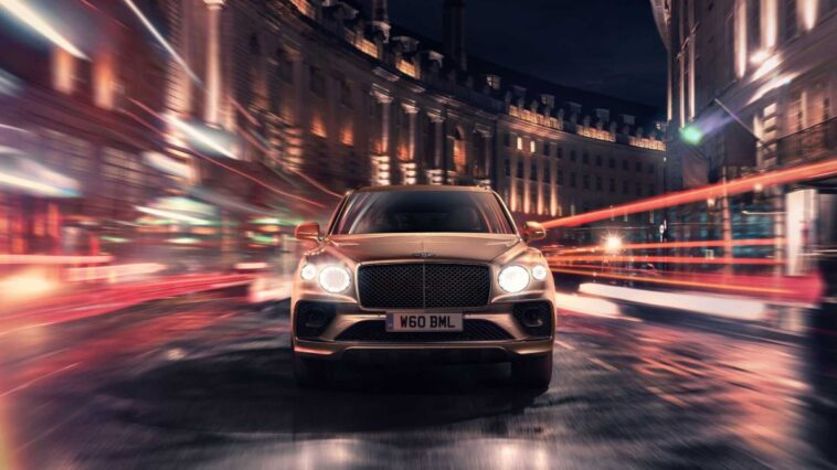 Bentley SUV EV