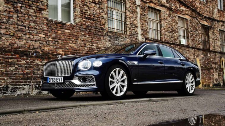 Bentley zakłady produkcyjne