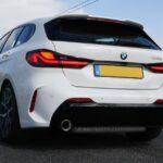 BMW 128ti acceleration