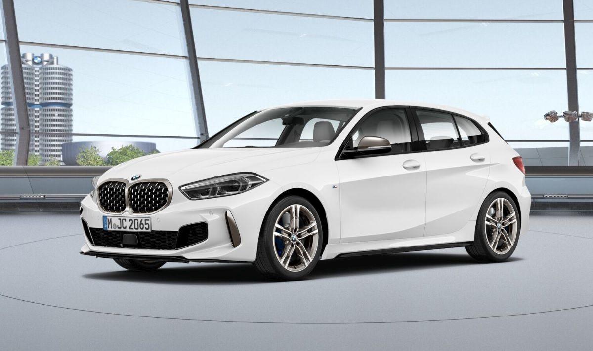 BMW M135i dane techniczne