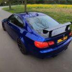BMW M3 F92 G-Power acceleration