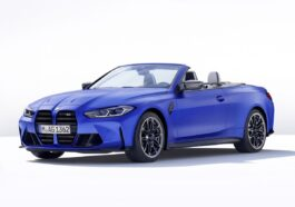 BMW M4 Competition Convertible 2021