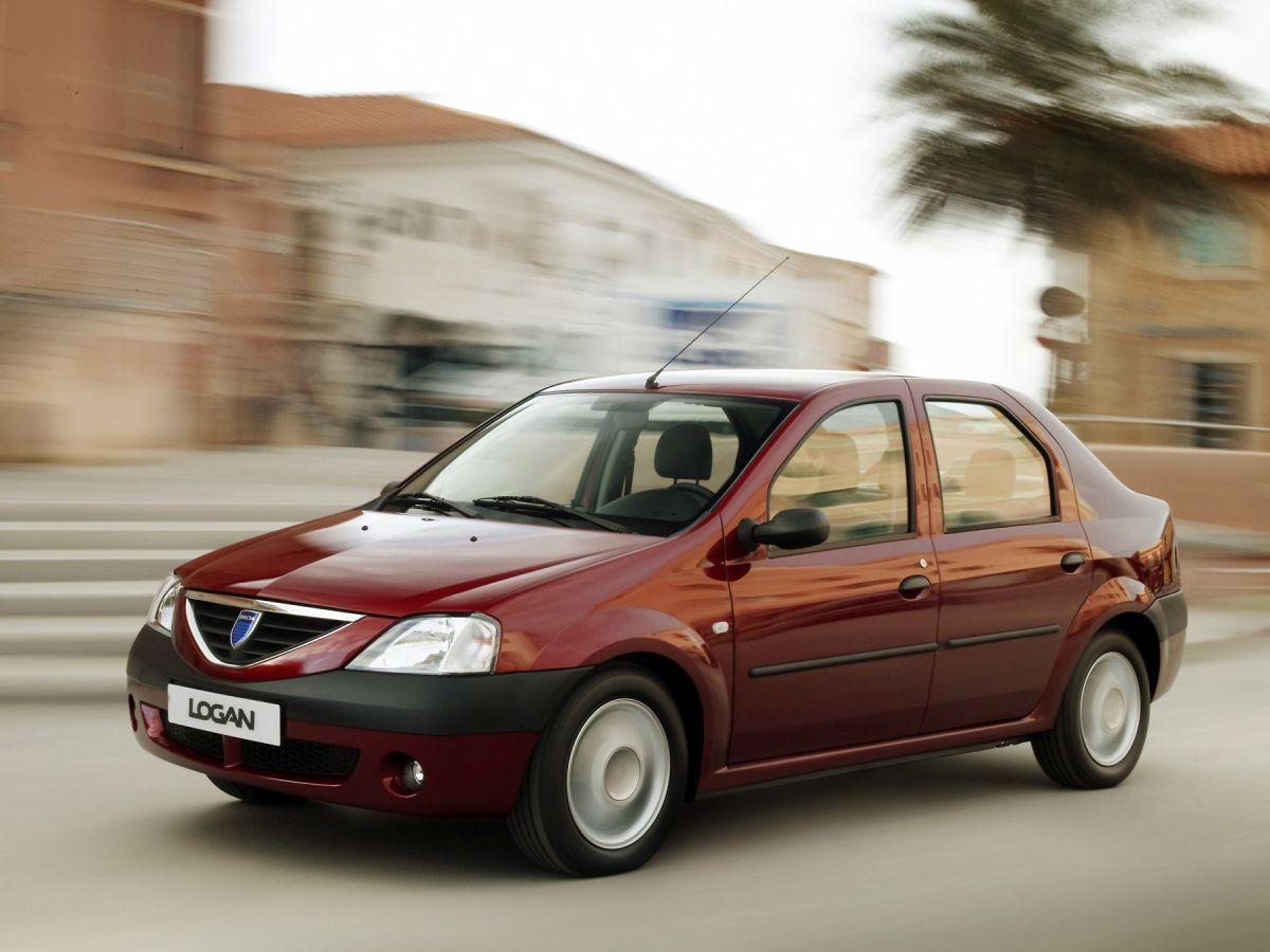 Dacia Logan za 5000 zł