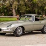 Jaguar E-Type aukcja