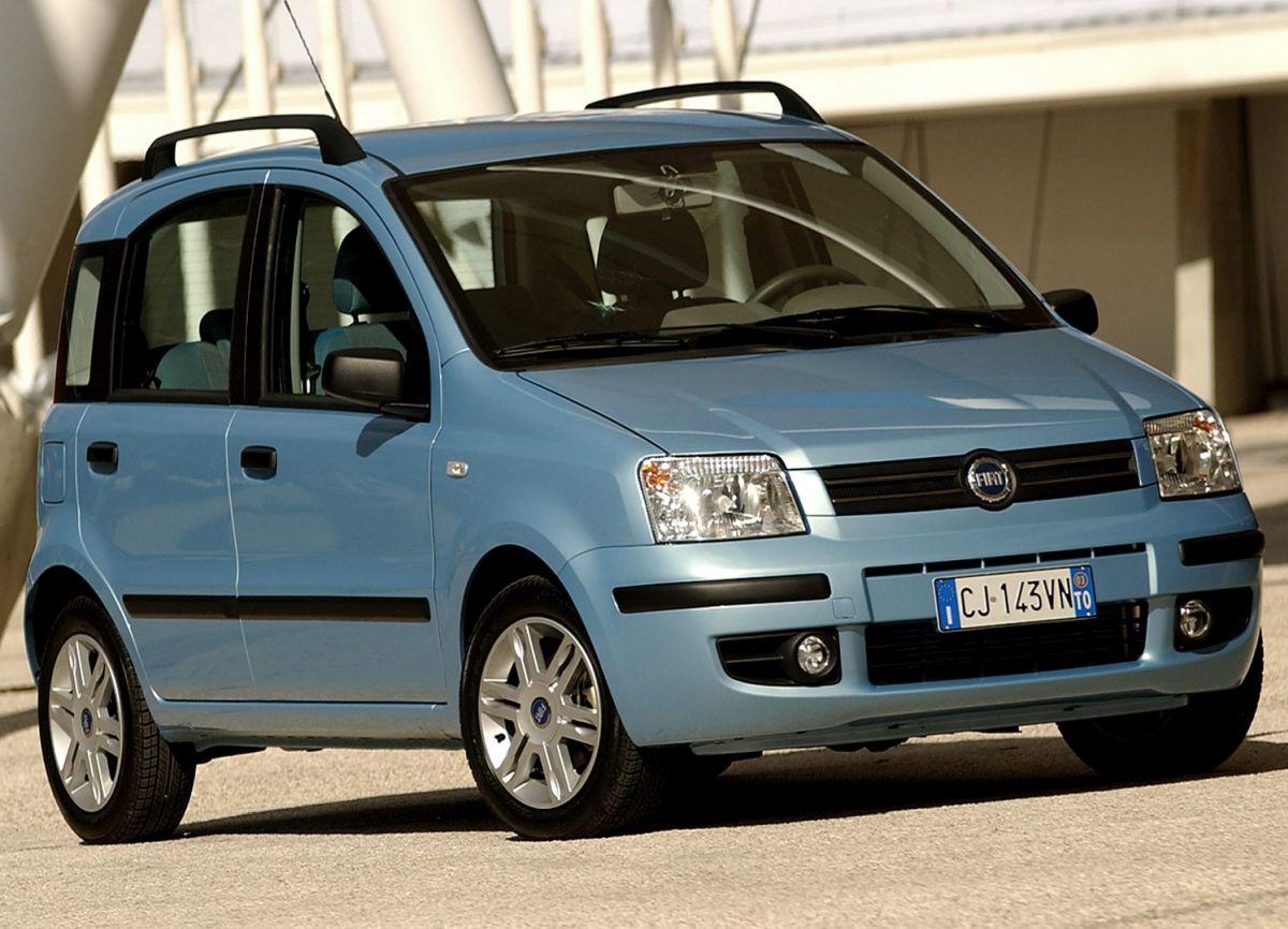 Fiat Panda za 5 tysięcy