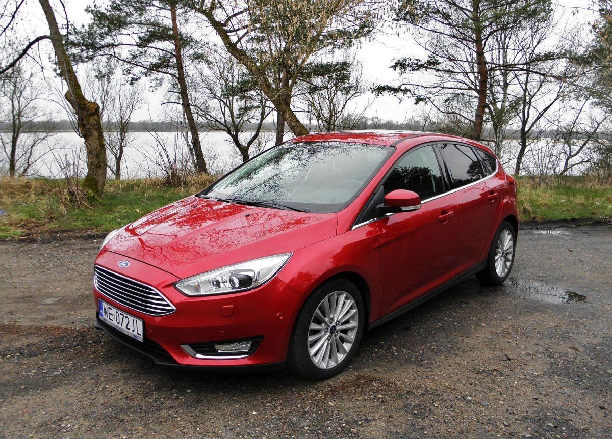 Ford Focus za50 000 zł