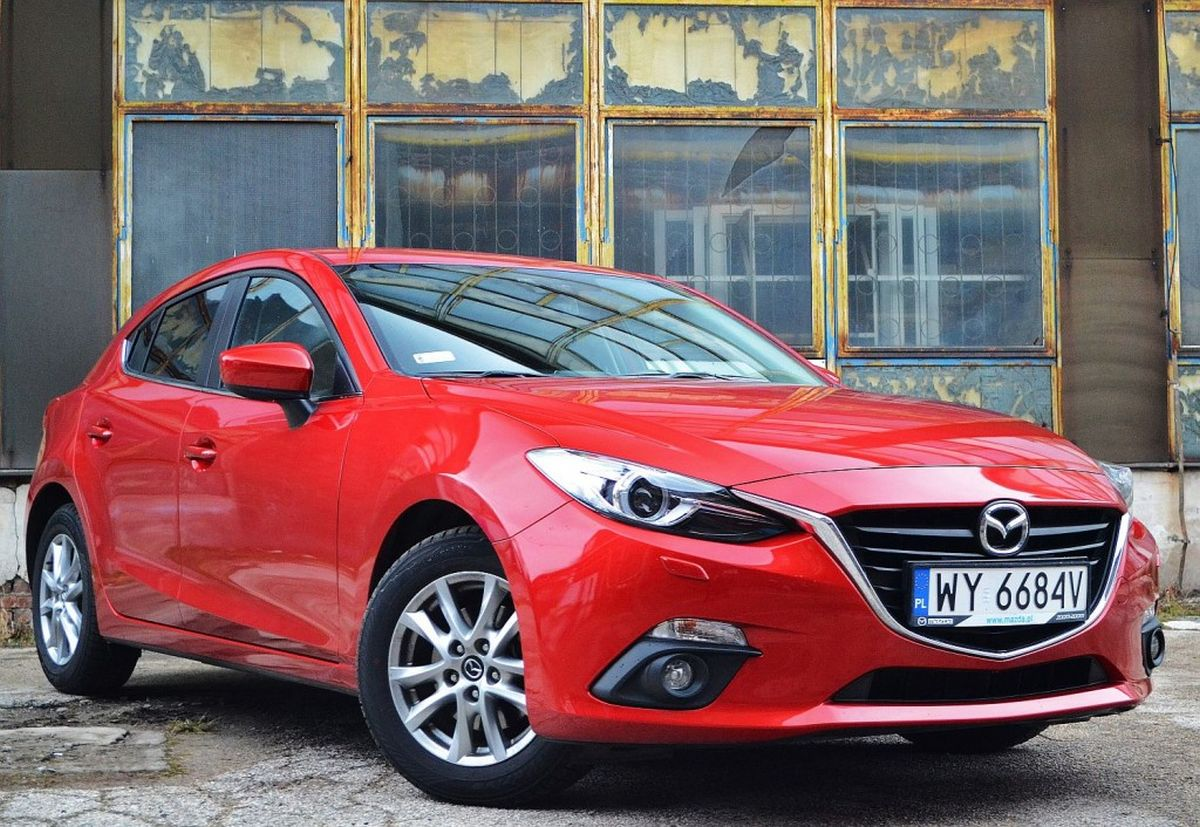 Mazda 3 za50 tysięcy złotych