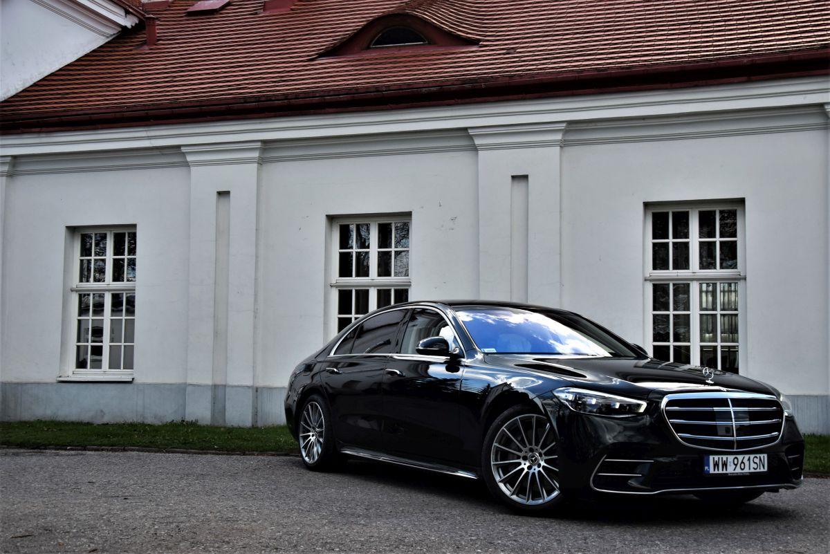 Mercedes-Benz S 500 4MATIC test