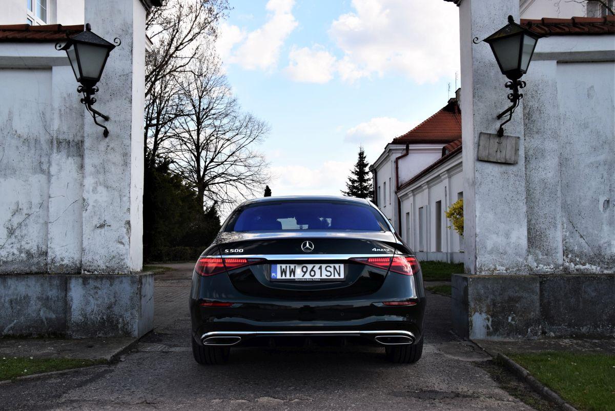 Mercedes-Benz S 500 4MATIC L ceny