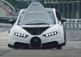 Chińska replika Bugatti