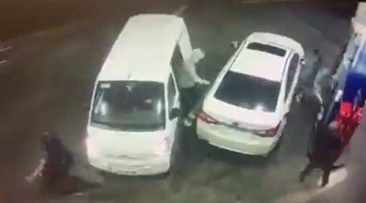 Nieudana próba kradzieży na stacji paliw