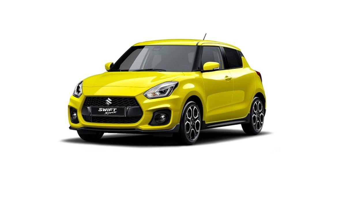 Suzuki Swift Sport hybryda