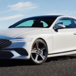 Genesis G70 Coupe no official