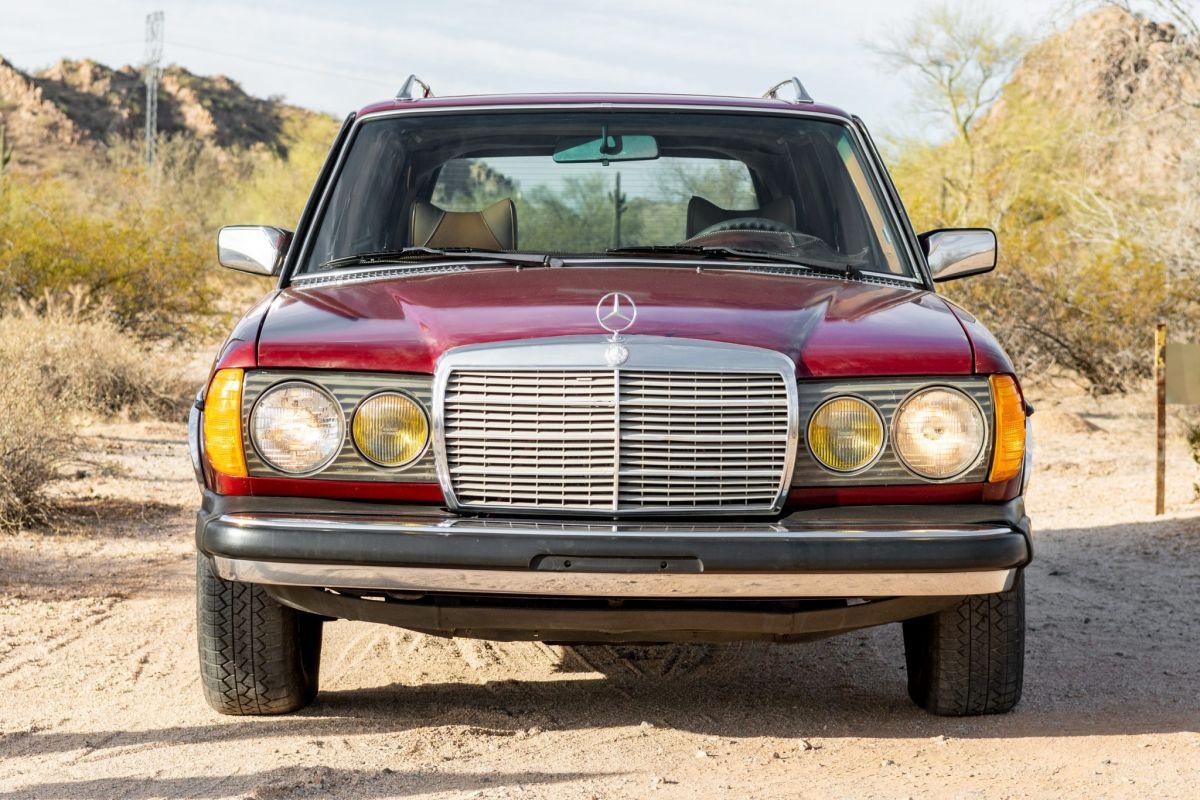 Mercedes W123 Diesel