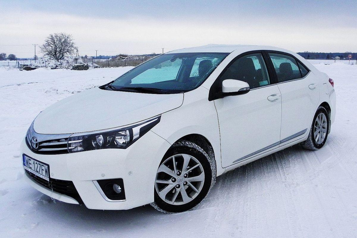 Toyota Corolla za50 tysięcy złotych