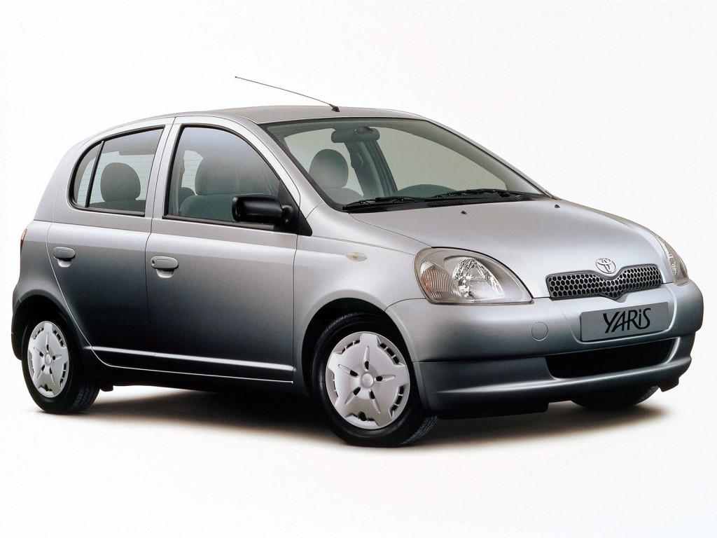 Toyota Yaris za 5 tysięcy złotych