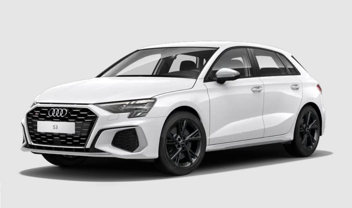 Audi S3 dane techniczne
