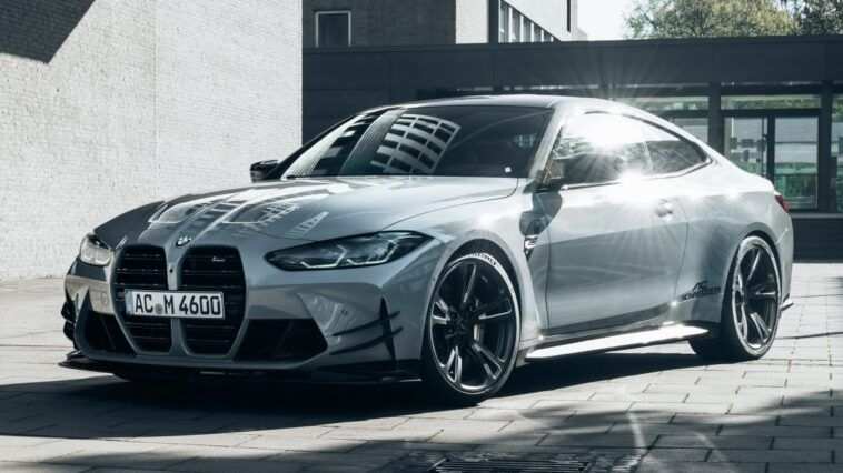 BMW M4 AC Schnitzer 2021