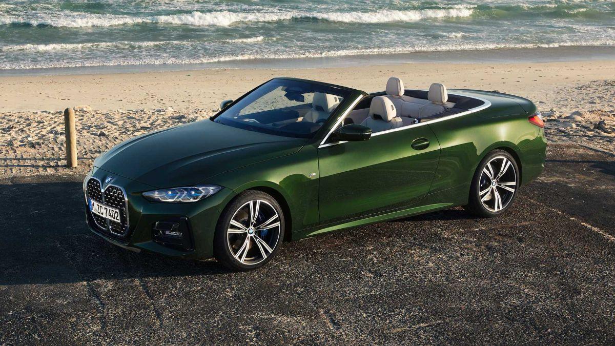 BMW Serii 4 Cabrio 2021 ceny