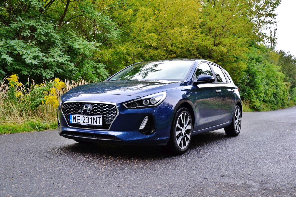 Hyundai i30 za50k