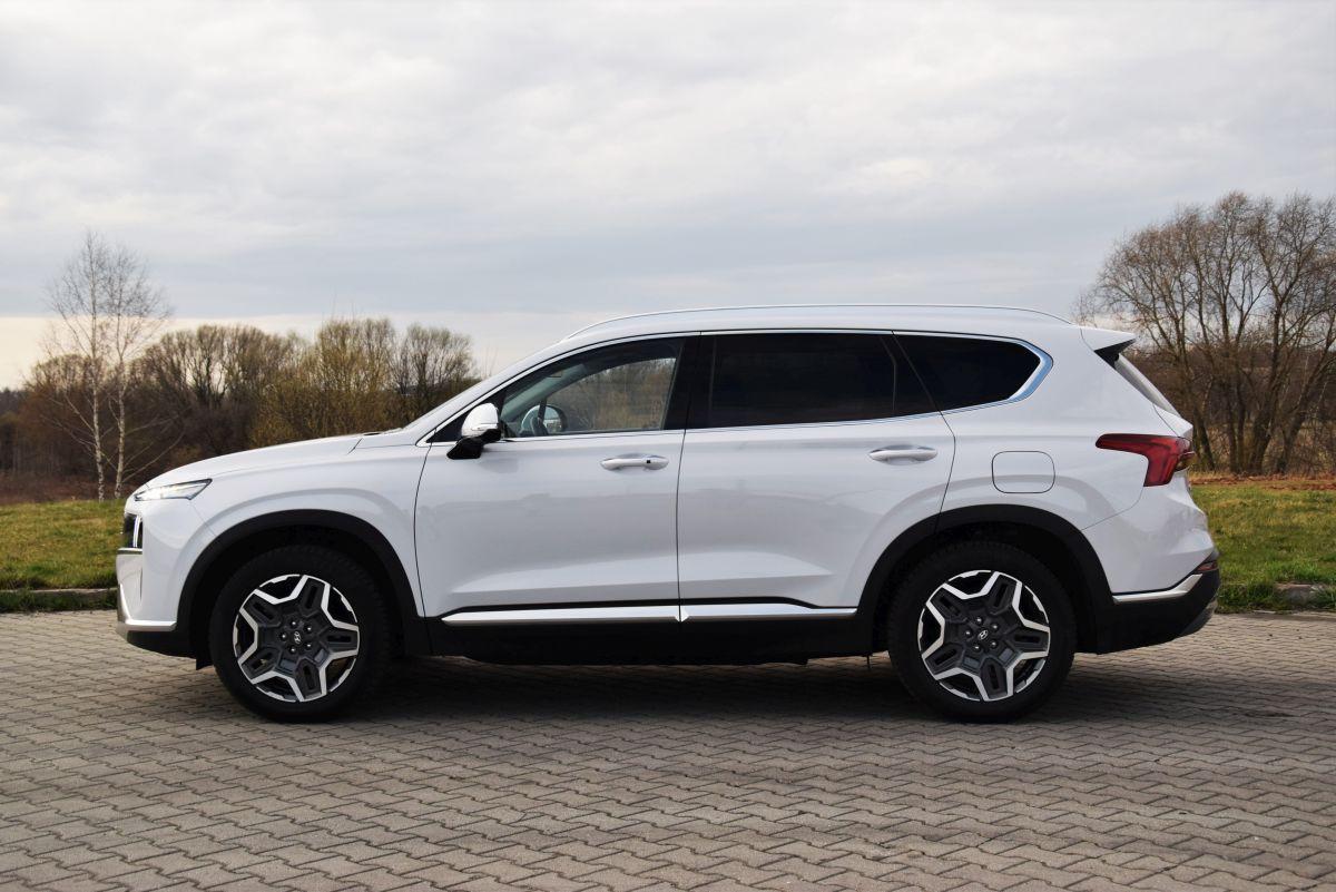 Hyundai Santa Fe HEV cennik