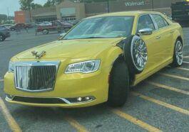 Chrysler 300 agroTuning