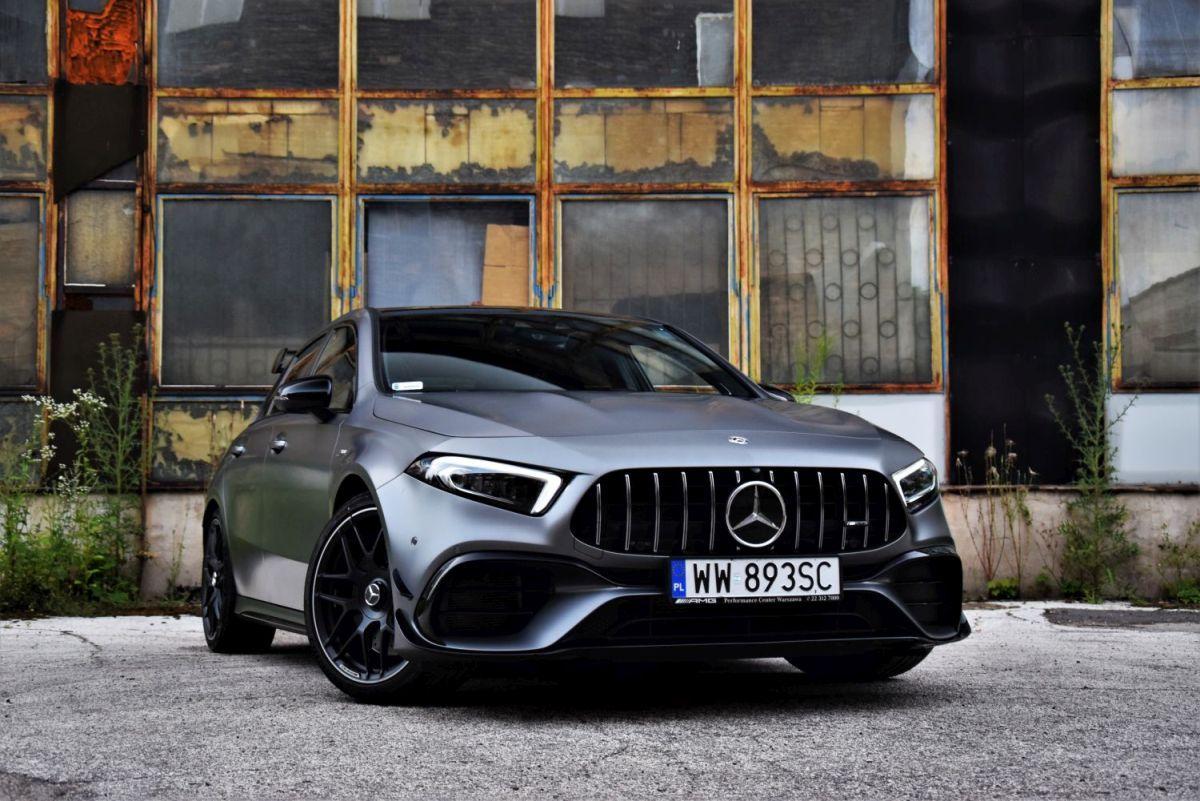 Mercedes-AMG A45 moc