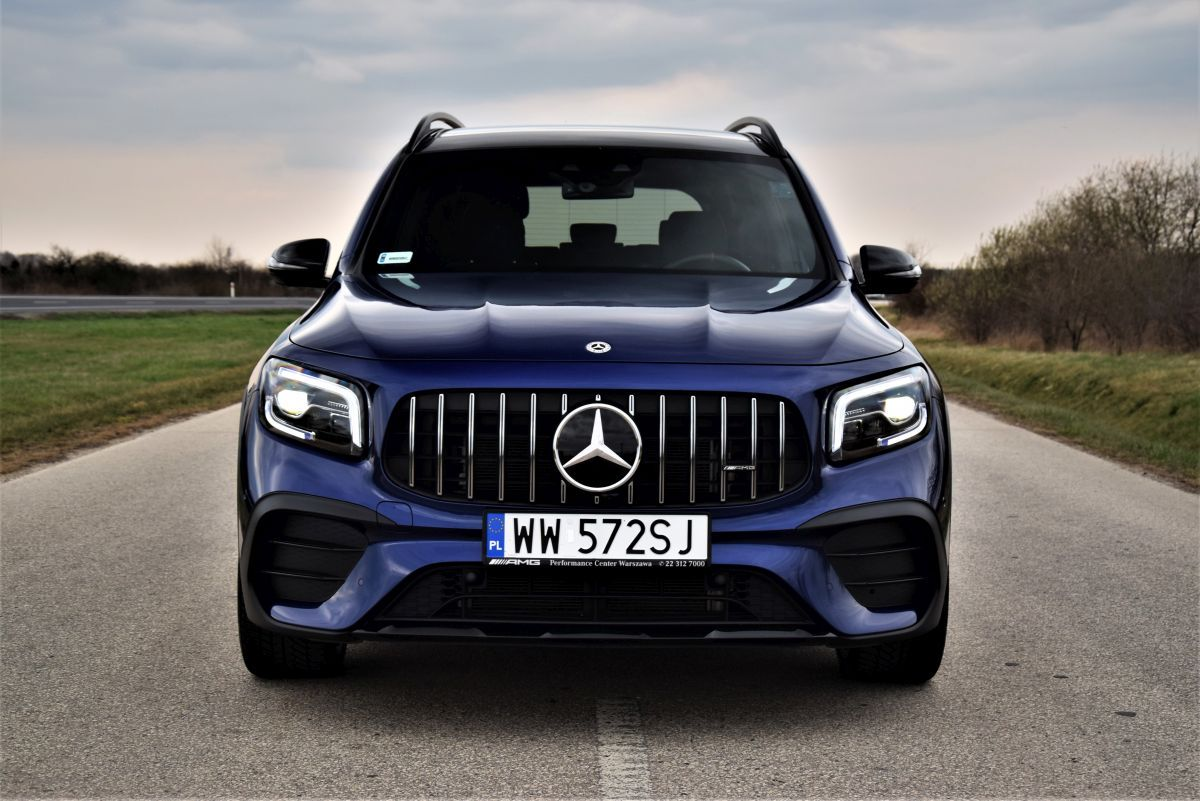 Mercedes GLB ceny