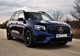 Mercedes-AMG GLB 35 test