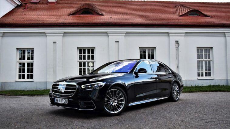 Mercedes-Benz S 500 4MATIC L test