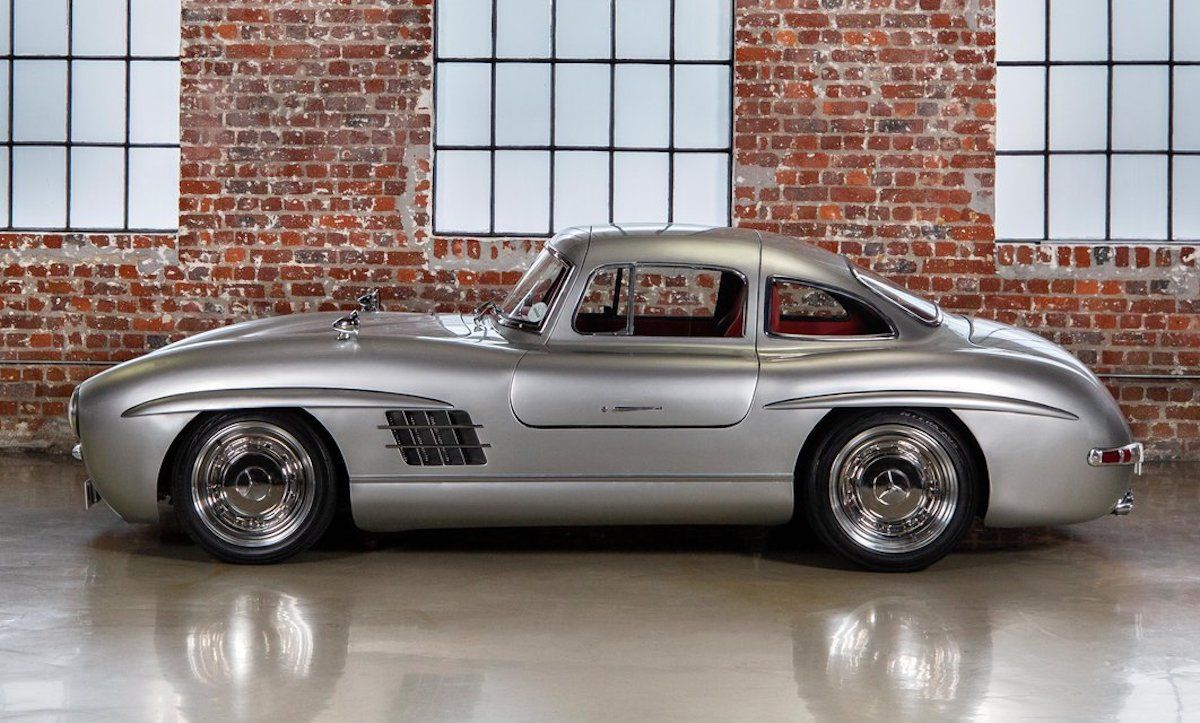 Mercedes 300 SL replika