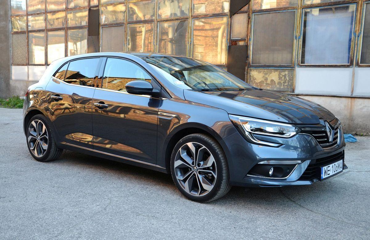 Renault Megane za50 tysięcy złotych