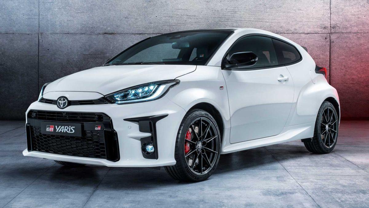 Toyota GR Yaris moc