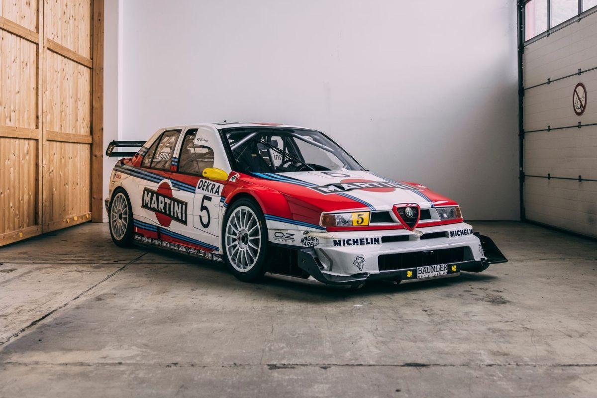 Alfa Romeo 155 V6 Ti for sale