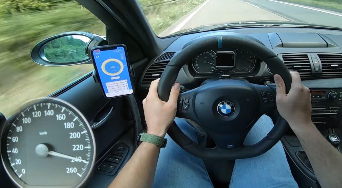 BMW 130i E87 Acceleration