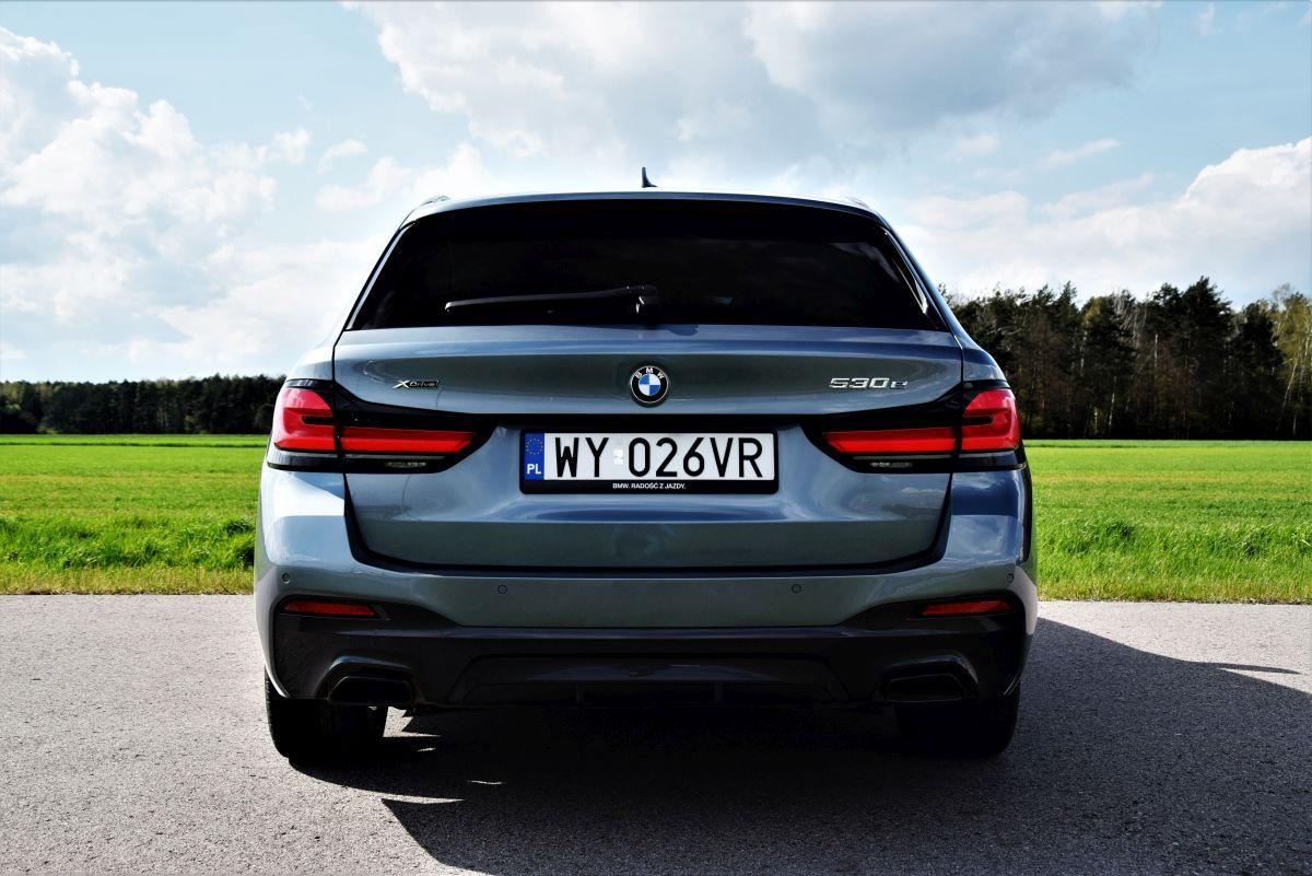 BMW 530e xDrive Touring ceny