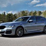 BMW 530e xDrive Touring test