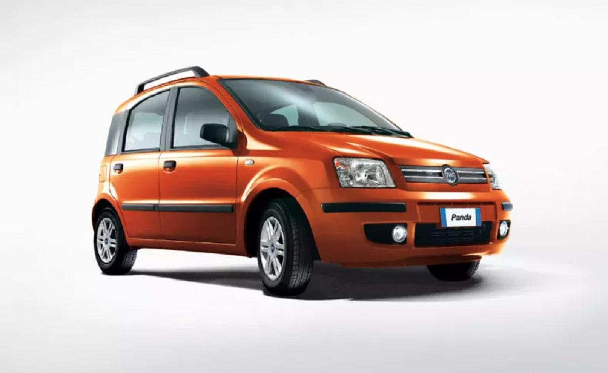 Fiat Panda za10 tysięcy złotych